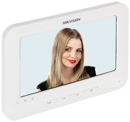 <strong>PANEL WEWNĘTRZNY </strong>IP DS-KH6210-L HIKVISION