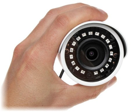 KAMERA AHD, HD-CVI, HD-TVI, PAL DH-HAC-HFW1200SP-028 0B - 1080p 2.8mm DAHUA