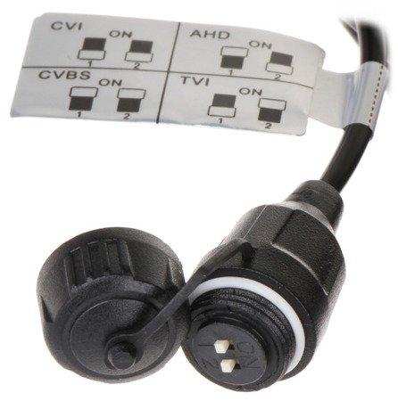 KAMERA WANDALOODPORNA AHD, HD-CVI, HD-TVI, PAL DH-HAC-HDBW2501EP-02 80B - 5Mpx 2.8mm DAHUA