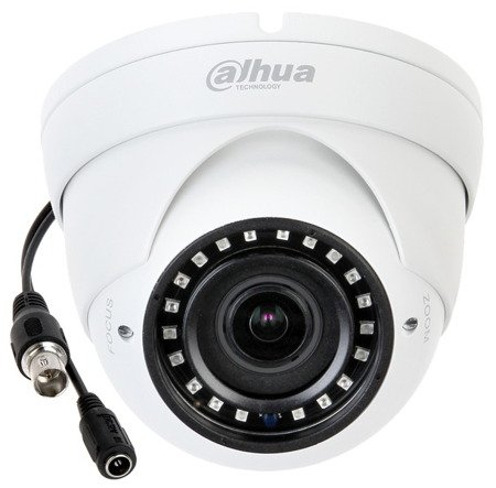 KAMERA WANDALOODPORNA AHD, HD-CVI, HD-TVI, PAL DH-HAC-HDW1200RP-VF- 27135 - 1080p 2.7... 13.5mm DAHUA