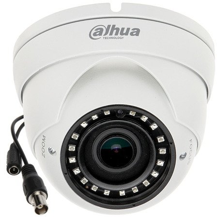 KAMERA WANDALOODPORNA AHD, HD-CVI, HD-TVI, PAL DH-HAC-HDW1220RP-VF -27135 - 1080p 2.7... 13.5mm DAHUA
