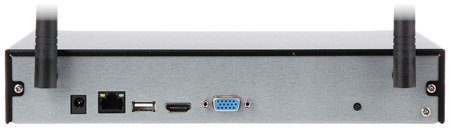 REJESTRATOR IP DHI-NVR2108HS-W-4KS2 Wi-Fi, 8 KANAŁÓW, 4K UHD DAHUA